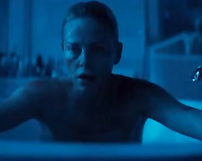 Charlize Theron, Sofia Boutella nude – Atomic Blonde (2017)
