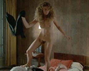 Sophie Marceau, Christiane Jean nude – L'amour braque (1985)