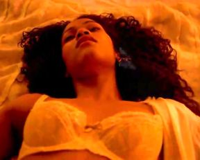 Loreece Harrison Nude - Black Mirror s03e05 (2016)