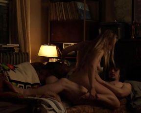 Jemima Kirke, Lena Dunham naked - Girls S05E04 (2016)