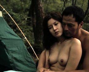 Hwang Geum-hee, Lee Joo-hee Nude - Couple In The Forest (2017)