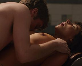 Roxanne Pallett topless sex – Wrong Turn 6 (2014)