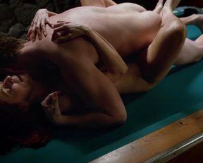 Carrie Preston, Anna Paquin nude – True Blood s07e07 (2014)