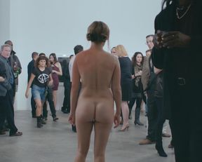Jennifer Jason Leigh nude – The Moment (2013)