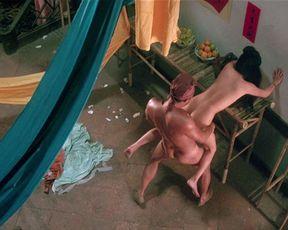 Mari Ayukawa nude – Sex and Zen (1991)