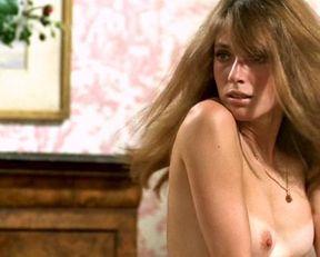 Joanna Shimkus nude – Tante Zita (1968)
