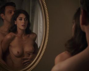 Lizzy Caplan nude – Masters of Sex s02e12 (2014)