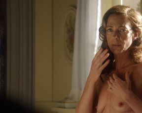 Allison Janney nude – Masters of Sex s01e07-08 (2013)