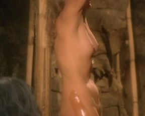 Ursula Andress nude – The Mountain of the Cannibal God (1978)