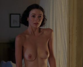 Emily Mortimer topless video – The Sleeping Dictionary (2003)