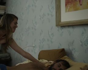 Lucy Owen nude – The Mend (2014)