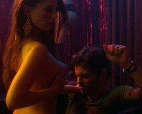 Daniella Short, Cynyon Dawn Rodriguez nude – The D Train (2015)
