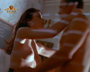Mia Sara nude – The Set Up (1995)