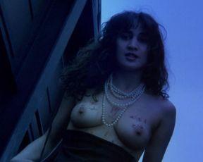 Nathalie Karsenty nude – Two Orphan Vampires (1997)