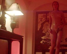 Milena Gorum nude – The Black Room (2016)