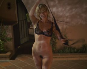 Judith Godreche, Taylor Schilling sexy – The Overnight (2015)
