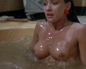 Damon Merrill, Michelle Watkins, Tracye Walker nude – The Outing (1987)