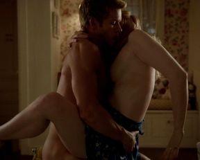 Deborah Ann Woll topless – True Blood s07e04-05 (2014)