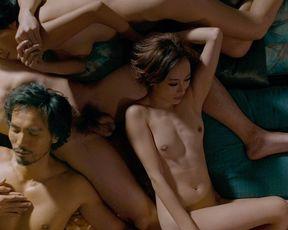 Fiona Wang, Jie Shui, Fiaona Cheung nude – Utopians (2015)