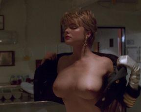 Erika Eleniak nude – Under Siege (1992)