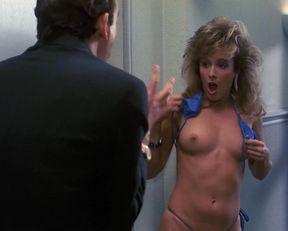 Vickie Benson nude – Private Resort (1985)