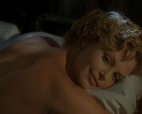 Charlize Theron nude – The Cider House Rules (1999)