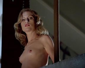 Isabelle Huppert, Elizabeth McGovern nude – The Bedroom Window (1987)