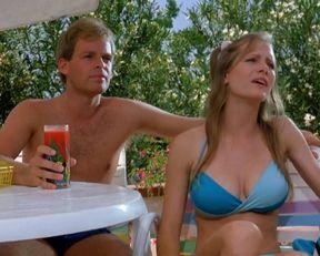 Juliette Cummins nude, Kimberly McArthur sexy – Slumber Party Massacre 2 (1987)
