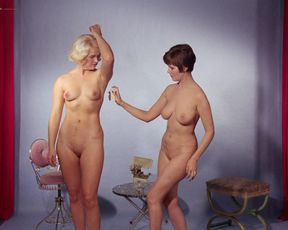 Gilly Grant nude, Virginia Wetherell nude – The Big Switch (1969)