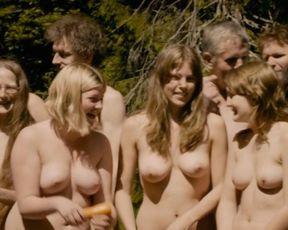 Sonja Richter, Frida Bagri nude – Sonner av Norge (2011)