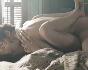 Astrid Berges-Frisbey nude – The sex of the angels (2012)