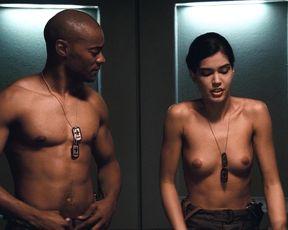 Cecile Breccia, Tanya van Graan, Nicole Tupper naked – Starship Troopers 3 (2008)