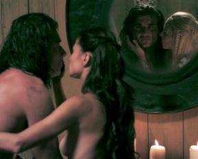 Natassia Malthe sexy – Vikingdom (2013)