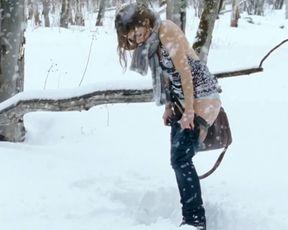 Olivia Wilde nude in Deadfall (2012)