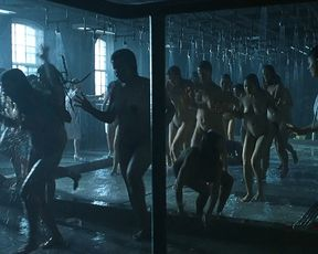 Halle Berry nude in Gothika (2003)