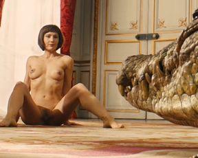 Brigitte Lo Cicero nude in The Minister (2011)