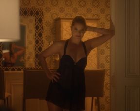 Kristen Renton sex scene - Marriage Killer (2019)