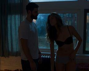 Perry Mattfeld nude - In the Dark s01e03 (2019)