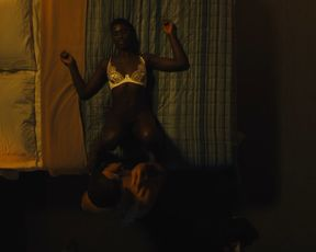 Jodie Turner-Smith nude - Jett s01e01 (2019)