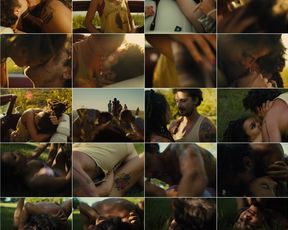 Sasha Lane nude – American Honey (2016)