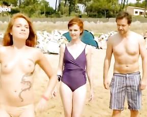 Juliet Lemonnier nude, Margaux Rossi nude – Hotel de la plage s01-02 (2014-2015)