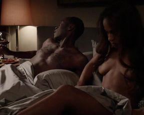 Megalyn Echikunwoke nude – House Of Lies s01e06 (2012)