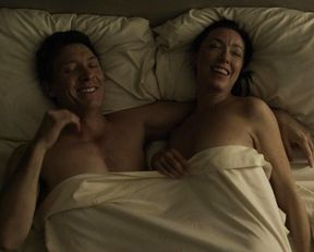 Molly Parker sexy – House of Cards s03e05 (2015)