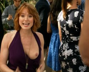 Alicia Witt nude – House Of Lies s04e05 (2015)