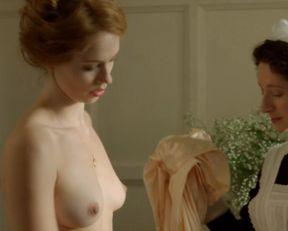 Rebecca Hall nude – Parade`s End s01e02 (2012)