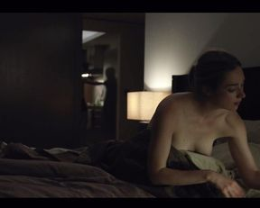 Kristen Connolly nude – House Of Cards s01e01 (2013)