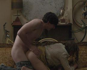 Lena Dunham nackt – Girls s01e01 (2012)