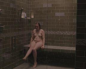 Lena Dunham nude – Girls s02e05 (2013)