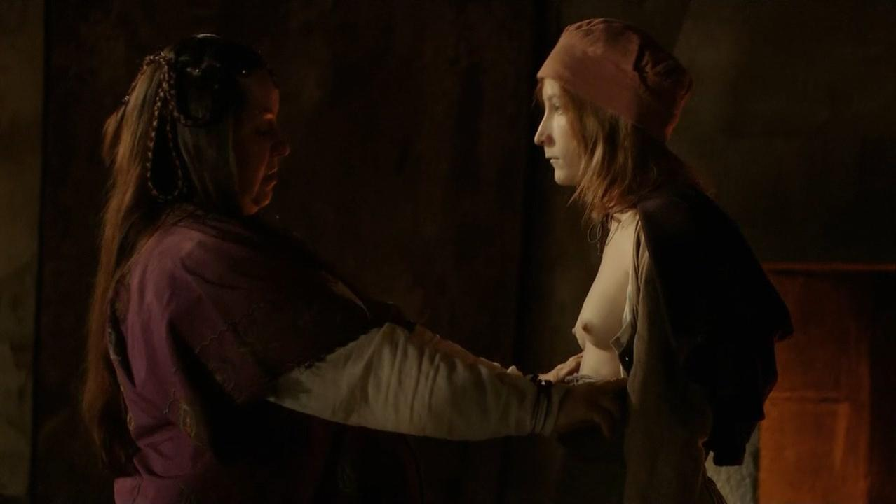 Aura Garrido Nude claire butard nude – la commanderie s01e02 (2010)