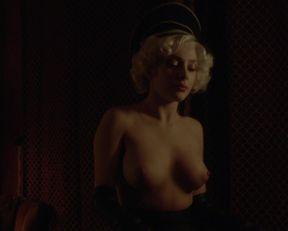 Elena Satine, Jessica Marais naked – Magic City s02e08 (2013)